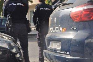 La Policía Nacional detiene tres hombres armados en Alicante