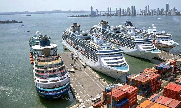 Imagen de archivo del Puerto de Cartagena