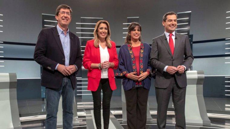 Marín y Moreno llegan a un acuerdo, pero necesitan a Díaz o Rodríguez para facilitar la investidura