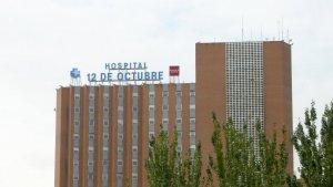 Imagen del Hospital 12 de octubre de Madrid