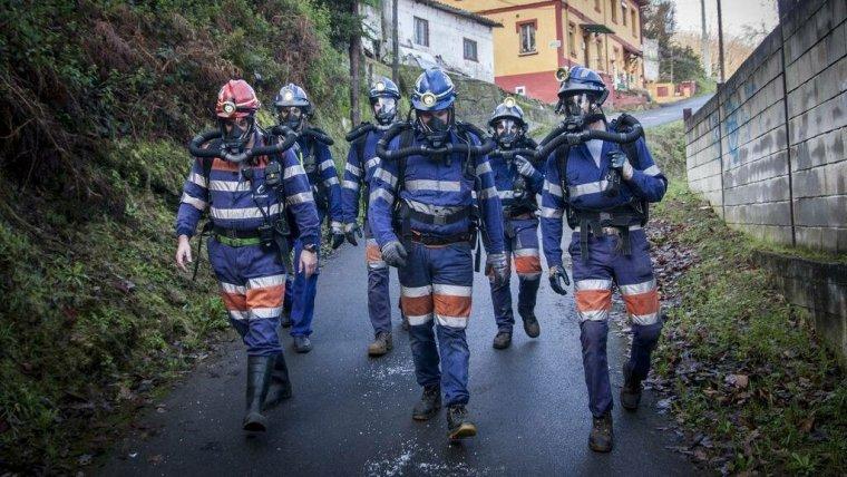 Brigada de Salvamento Asturiana de Mineros