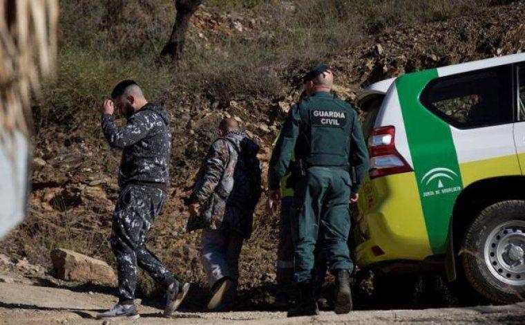 Integrantes del operativo de rescate para salvar a Julen