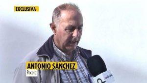 Antonio Sánchez, hombre que hizo el pozo al que cayó Julen