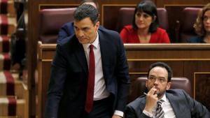 El Congreso tumba los Presupuestos de Pedro Sánchez