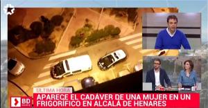 Joven descuartizada en Alcalá de Henares, Madrid