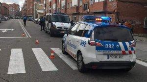Imagen de archivo de la Policía Municipal de Valladolid.