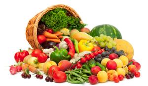 La fruta y verdura es más consumida en