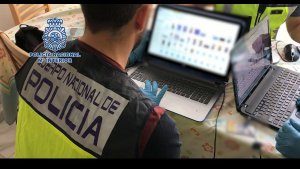 Los cuerpos de seguridad se ha especializado en rastros informáticos