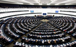 Imagen de archivo de una sesión del Parlamento Europeo en Estrasburgo.