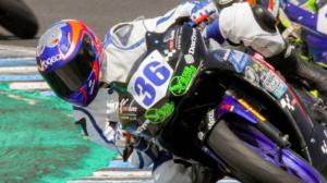 Imagen de Marcos Garrido, de 14 años, que ha muerto en el Circuito de Jerez