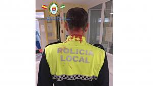 Un hombre ha agredido a un policia local de Castilleja de la Cuesta, Sevilla