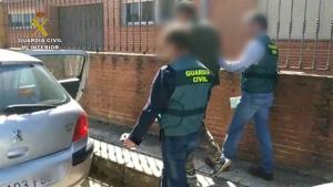La Guardia Civil ha detenido a los implicados en el caso