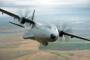 Un accidente de un avión del Ejército del Aire ha causado 11 heridos