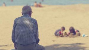 Uno de los últimos deseos de Iñaki fue ver y sentir la playa La Arena