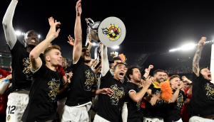 El Valencia CF logró ganar la Copa del Rey este sábado por la noche contra el FC Barcelona