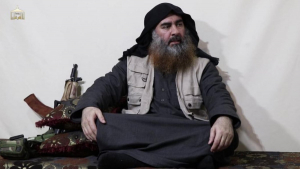 La imagen que confirma que el líder del Estado Islámico, Abu Bakr el Baghdadi, sigue vivo