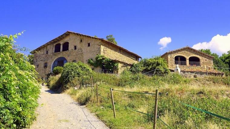 En una masía rural de Perugia ha sucedido el fallecimiento de Jaime
