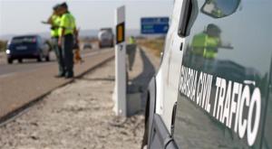 Imagen de archivo de agentes de la Guardia Civil de Tráfico.