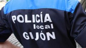 Imagen de archivo de la Policía Local de Gijón