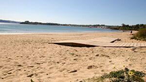 La familia de tres integrantes han sufrido el incidente en la playa de Seselle