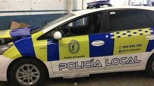 Policía Local de Puebla de Cazalla, Sevilla