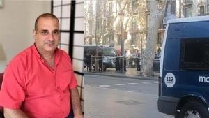 Ramón Serrano, testigo de los atentados del 17-A