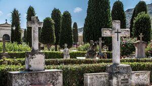 Cementerio de Manacor (Mallorca)