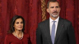 Letizia y Felipe VI preocupados por la imagen de la Corona