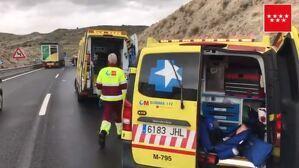 ambulancia madrid