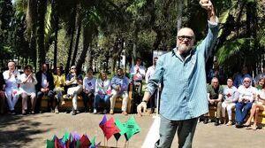 Imagen de archivo de Andrés Cuevas.