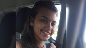 Carla Paola Cardozo, menor desaparecida en Lomichar, Toledo, el 1 de noviembre de 2019