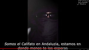 El Califato de Andaluzia ha amenazado a España.