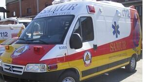 Han confirmado el fallecimiento de una de las víctimas en el lugar del accidente