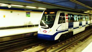 Han hallado un cuerpo sin vida en las vías del metro de Madrid