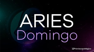 Horóscopo Aries Domingo