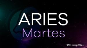 Horóscopo Aries Martes