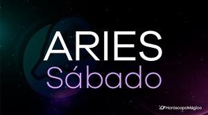 Horóscopo Aries Sábado