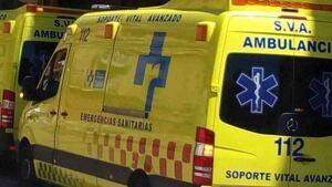 Ambulancia de Soporte Vital Avanzado