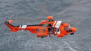 Helicóptero Helimer 401.