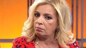 Carmen Borrego en 'Viva la vida' en junio de 2019