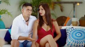 Christofer y Fani, pareja en 'La isla de las tentaciones'
