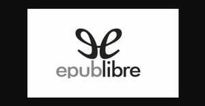 Logotipo web de descargas de libro EpubLibre