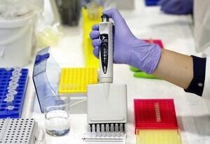 Imagen de un laboratorio del Hospital Clínic de Barcelona
