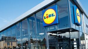 Imagen de un supermercado de la cadena Lidl