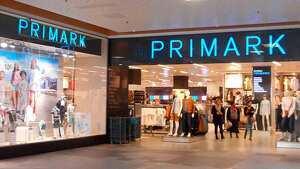Exterior de una tienda Primark situada en el centro comercial Aqua, en Algarve, Portugal
