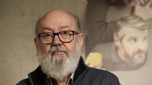 Imagen del cineasta José Luis Cuerda, conocido por la película 'Amanece que no es poco'