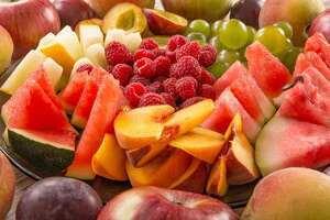 Fotografía de fruta de todo tipo