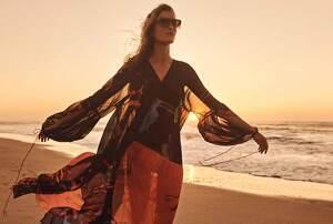 Vestido vaporoso para la colección Studio H&M, 2020
