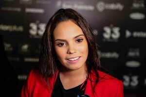 Gloria Camila Ortega en una foto de archivo