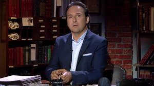 Iker Jiménez, presentador de Cuarto Milenio
